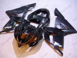 Kawasaki NINJA ZX10R 2003-2005 Injection ABS verkleidung - anderen - alle Schwarz