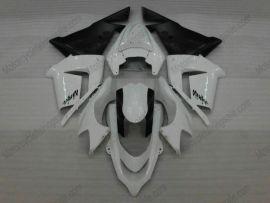 Kawasaki NINJA ZX10R 2003-2005 Injection ABS verkleidung - anderen - Weiß/Schwarz