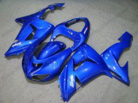 Kawasaki NINJA ZX10R 2006-2007 Injection ABS verkleidung - anderen - alle Blau