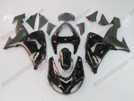 Kawasaki NINJA ZX10R 2006-2007 Injection ABS verkleidung - anderen - alle Schwarz