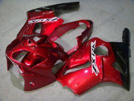 Kawasaki NINJA ZX12R 2002-2005 ABS verkleidung - anderen - Rot/Schwarz