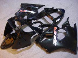 Kawasaki NINJA ZX6R 2000-2002 Injection ABS verkleidung - anderen - alle Schwarz