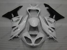 Kawasaki NINJA ZX6R 2009-2012 Injection ABS verkleidung - anderen - Weiß/Schwarz