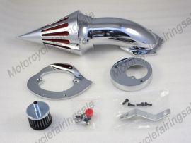 Honda VTX 1300 New Motorrad Spike Luftfilter Filter-Kit - das ganze Jahr - Chrom