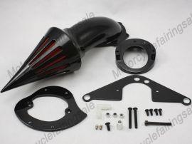 Yamaha neue Motorrad-Straßen Sterne 1600/1700 Spike Luftfilter Filter - schwarz