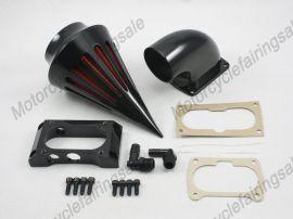 Kawasaki Vulcan 2000 lt u klassischen Luftfiltern Kit - das ganze Jahr - schwarz