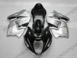 Suzuki GSX-R 1300 Hayabusa 1996-2007 Injection ABS verkleidung - anderen - Silber/Schwarz