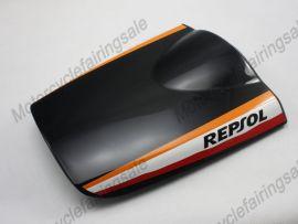 Honda CBR600RR F5 2003-2006 Rückseite Sitz Kapuze - Repsol - Schwarz