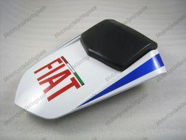Yamaha YZF-R1 2007-2008 Rückseite Sitz Kapuze - FIAT - Weiß