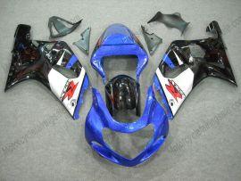 Suzuki GSX-R 1000 2000-2002 K1 K2 Injection ABS verkleidung - anderen - Schwarz/Blau
