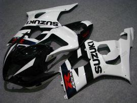 Suzuki GSX-R 1000 2003-2004 K3 Injection ABS verkleidung - anderen - Schwarz/Weiß
