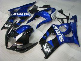 Suzuki GSX-R 1000 2003-2004 K3 Injection ABS verkleidung - anderen - Blau/Schwarz
