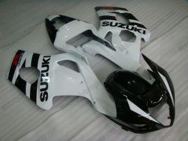 Suzuki GSX-R 1000 2003-2004 K3 Injection ABS verkleidung - anderen - Weiß/Schwarz