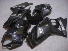 Suzuki GSX-R 1000 2007-2008 K7 Injection ABS verkleidung - anderen - alle Schwarz