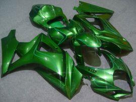 Suzuki GSX-R 1000 2007-2008 K7 Injection ABS verkleidung - anderen - alle Grün