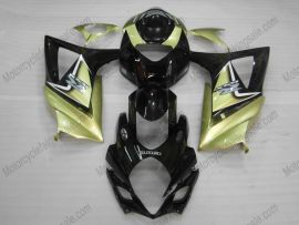 Suzuki GSX-R 1000 2007-2008 K7 Injection ABS verkleidung - anderen - Schwarz/Golden