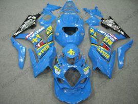Suzuki GSX-R 1000 2007-2008 K7 Injection ABS verkleidung - Rizla+ - Blau