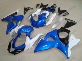 Suzuki GSX-R 1000 2009-2012 K9 Injection ABS verkleidung - anderen - Blau/Weiß