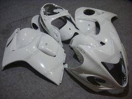 Suzuki GSX-R 1300 Hayabusa 2008-2013 Injection ABS verkleidung - Factory Style - alle Weiß