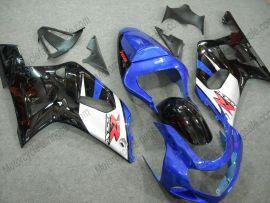 Suzuki GSX-R 600/750 2001-2003 K1 K2 Injection ABS verkleidung - anderen - Blau/Schwarz