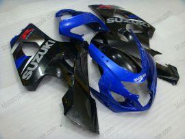 Suzuki GSX-R 600/750 2004-2005 K4 Injection ABS verkleidung - anderen - Schwarz/Blau