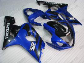 Suzuki GSX-R 600/750 2004-2005 K4 Injection ABS verkleidung - anderen - Blau/Schwarz