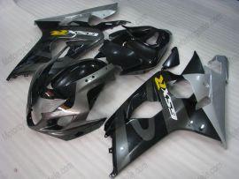 Suzuki GSX-R 600/750 2004-2005 K4 Injection ABS verkleidung - anderen - Grau/Schwarz