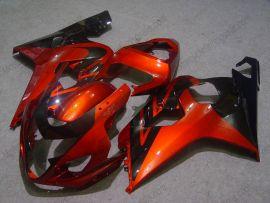 Suzuki GSX-R 600/750 2004-2005 K4 Injection ABS verkleidung - anderen - Orange/Schwarz