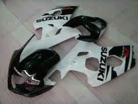 Suzuki GSX-R 600/750 2004-2005 K4 Injection ABS verkleidung - anderen - Weiß/Schwarz