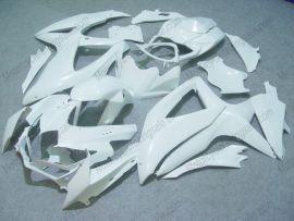Suzuki GSX-R 600/750 2008-2010 K8 Injection ABS verkleidung - Factory Style - alle Weiß