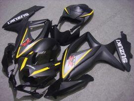 Suzuki GSX-R 600/750 2008-2010 K8 Injection ABS verkleidung - anderen - Schwarz