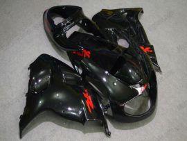 Suzuki TL1000R 1998-2002 Injection ABS verkleidung - anderen - Schwarz