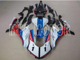 Yamaha YZF-R1 2015-2020 Einspritz-ABS-Verkleidung - Andere - Blau / Weiß