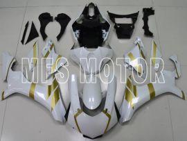 Yamaha YZF-R1 2015-2020 Einspritz-ABS-Verkleidung - Andere - Weiß