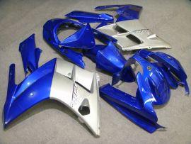 Yamaha FJR1300 2001-2005 ABS verkleidung - anderen - Blau/Silber