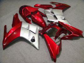 Yamaha FJR1300 2001-2005 ABS verkleidung - anderen - Rot/Silber