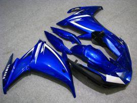 Yamaha FZ6R 2009 ABS verkleidung - anderen - alle Blau