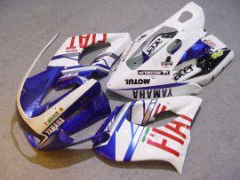 Yamaha YZF-1000R 1997-2007 ABS verkleidung - FIAT - Weiß/Blau