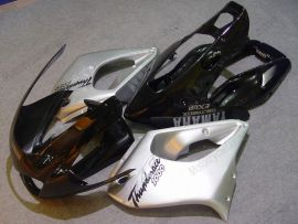 Yamaha YZF-1000R 1997-2007 ABS verkleidung - anderen - Schwarz/Silber