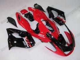 Yamaha YZF-1000R 1997-2007 ABS verkleidung - anderen - Rot/Schwarz