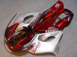 Yamaha YZF-1000R 1997-2007 ABS verkleidung - anderen - Rot/Silber