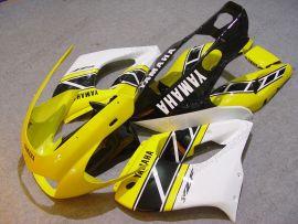 Yamaha YZF-1000R 1997-2007 ABS verkleidung - anderen - Gelb/Schwarz/Weiß