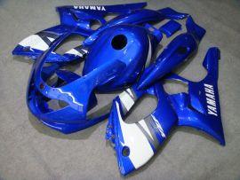 Yamaha YZF-600R 1994-2007 ABS verkleidung - anderen - Blau/Weiß