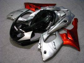 Yamaha YZF-600R 1994-2007 ABS verkleidung - anderen - Silber/Schwarz/Orange