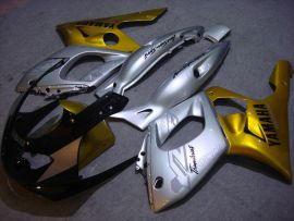 Yamaha YZF-600R 1994-2007 ABS verkleidung - anderen - Silber/Golden