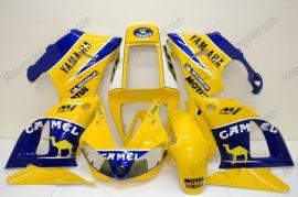 Yamaha YZF-R1 1998-1999 Injection ABS verkleidung - Camel - Gelb
