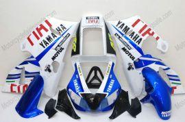 Yamaha YZF-R1 1998-1999 Injection ABS verkleidung - FIAT - Blau/Weiß