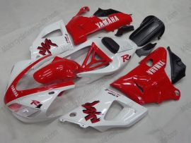 Yamaha YZF-R1 1998-1999 Injection ABS verkleidung - anderen - Weiß/Rot