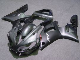 Yamaha YZF-R1 2000-2001 Injection ABS verkleidung - anderen - alle Grau