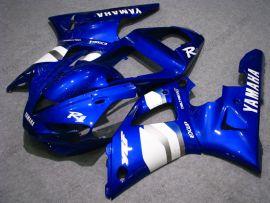 Yamaha YZF-R1 2000-2001 Injection ABS verkleidung - anderen - Blau/Weiß